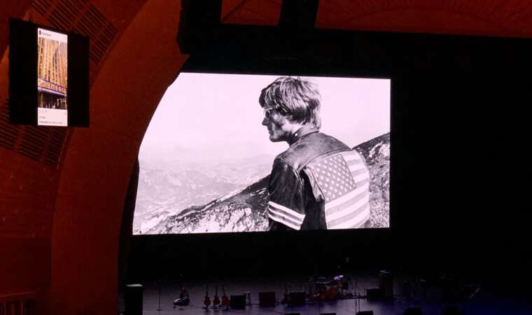 Easy Rider Live Radio City Music Hall