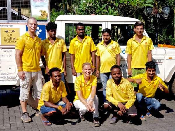 Mission Rabies Goa
