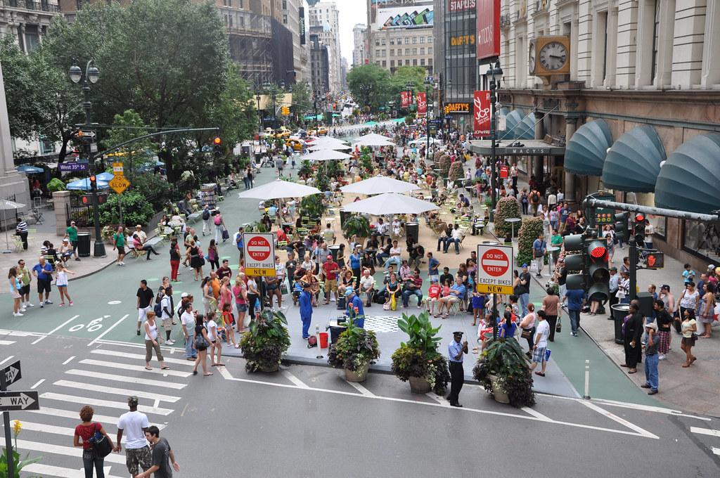 Harold Square, Manhattan
