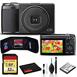 Ricoh GR III Digital Camera and Accessories